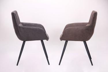 Кресло Concord черный/cowboy PK базальт - интерьер - фото 5