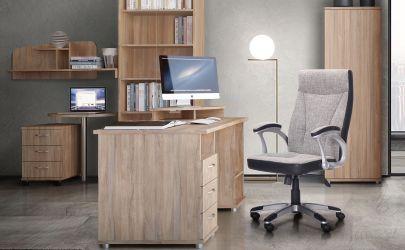 Кресло Beverly Dark Grey - интерьер - фото 1