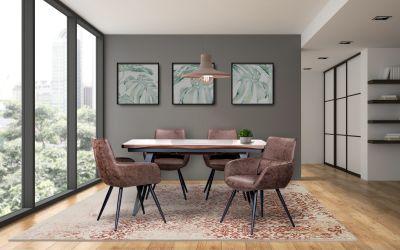 Кресло Concord черный/cowboy PK базальт - интерьер - фото 1