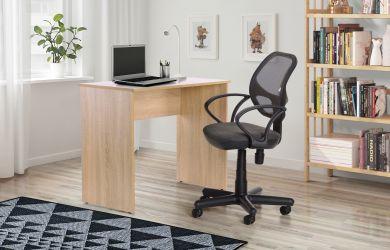 Кресло Чат сиденье А-10/спинка Сетка черная - интерьер - фото 1